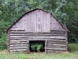 Reagan and Polly Wilson barn