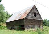 Big John Metcalf barn Madison County NC