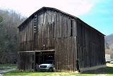 Rosco King barn